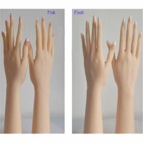 select finger nail color for your sex doll