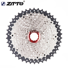 ZTTO 10 Speed Bicycle Freewheel 11-42T Wide Ratio Cassette Sprocket MTB Mountain Bike For Shimano M590 M6000 M610 M675 M780
