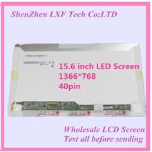 "15,6 ""Laptop Lcd-bildschirm Für HP PAVILION DV6 G56 G6 G60 G60T G62 G62T Led-anzeige Panel WXGA HD 40 pin"