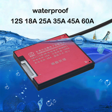 e bike 12S 36V lifepo4 LiFe Battery Protection Board 15A 20A 30A 40A 60A Lithium Iron Charge Balance Li ion Pack Cell BMS 3.2V