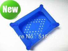 3.5 «Жесткий Диск Подставка Silcon HDD Protector синий