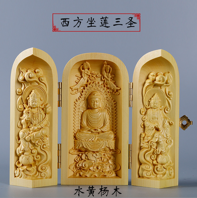 Buddhism sacred holy # office home efficacious Talisman Protection ...
