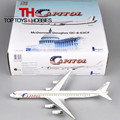 Airplane Models 1:200 CAPITOL McDonnell Douglas DC-8-63CF 1/200 Model Aircraft Collection Aviation Toys Home Decoration