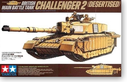 1/35 British Challenger Ii Main Battle Tank 352741/35 British Challenger Ii Main Battle Tank 35274