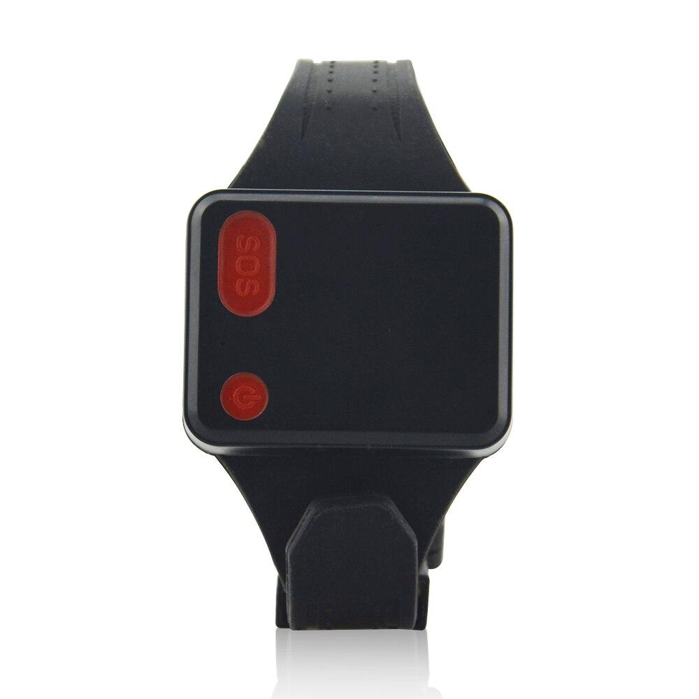 MT60X – montre-Bracelet avec GPS pour les Patients mentale, dispositif de suivi des présences, anti-coupure, libération légale
