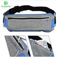 FLOVEME Sports Running Waist Bag Cases For Samsung S8 S7 Edge Huawei P8 P9 Lite Xiaomi