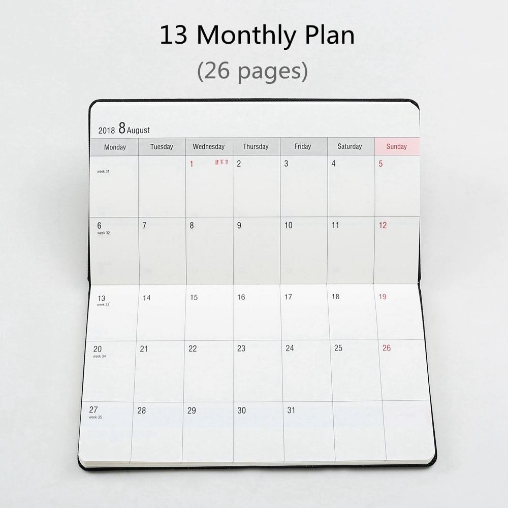 Monthly Calendar Notebook : Ebay în rom nă cumpărături străinătate compară