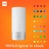 100 Original Indoor Xiaomi Yeelight Smart Wireless Control LED Bed Lamp 16 Million RGB Color Touch