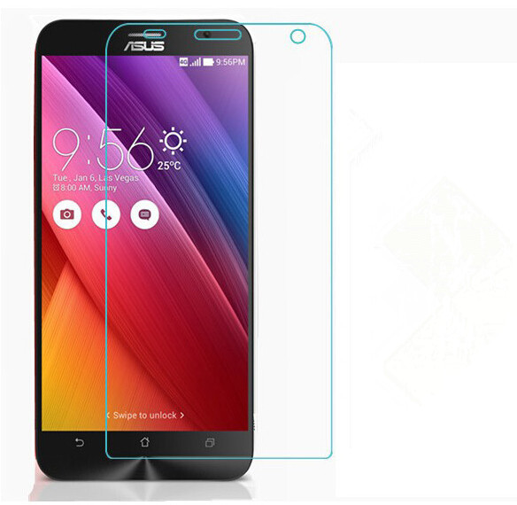 HATOLY Official Store HATOLY For Asus Zenfone 2 Laser ZE550KL Glass Thin Film HD Screen Protector for Asus Zenfone 2 Laser ZE550KL Tempered Glass