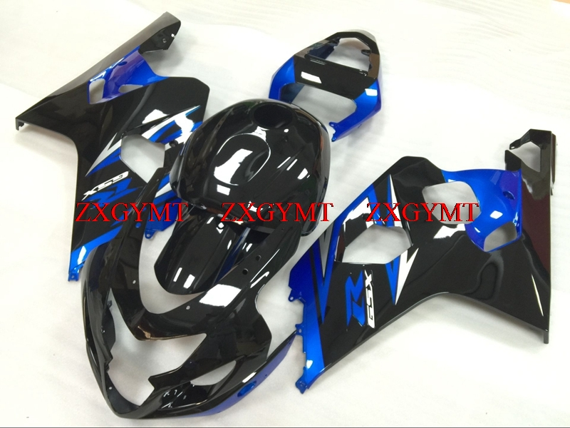 Bodywork for GSX-R750 2004 - 2005 K4 Fairing GSX-R600 05 Blue Black Body Kits GSXR 600 05Bodywork for GSX-R750 2004 - 2005 K4 Fairing GSX-R600 05 Blue Black Body Kits GSXR 600 05
