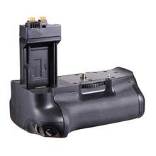 Vertikale Kamera Batterie Grip Pack Für Canon Eos 550D 600D 650D T4I T3I T2I Als Bg-E8 Mode Design Bettery Grip