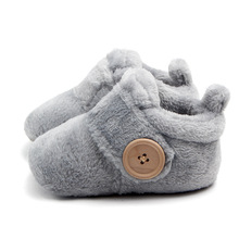 Soft Baby Shoes Warm Baby and Toddler Shoes Soft Slippers