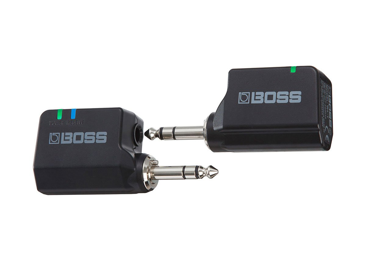 Boss WL 20 WL 20L Digital Wireless Guitar System with Cable Tone Simulation