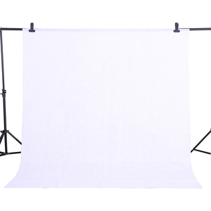 Image 5 - CY Hot Sale 1.6*4M/5.2*13ft Length Photography Studio Non woven Backdrop Background Screen 5 Color Green white blue (optional)