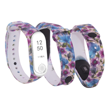 ZUCZUG Strap For Xiaomi Mi Band 3 Smart Band Accessories For Xiaomi Miband 3 Smart Wristband Strap Spot goods Of Mi Band 3 Strap