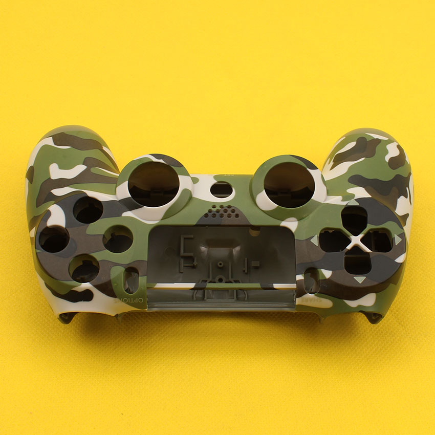 Cltgxdd Front Back Hard Plastic Upper Housing Shell Case Cover For Playstation 4 Pro For PS4 Pro Dualshock 4 Pro Controller