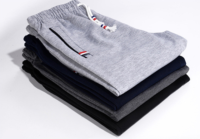 DIMUSI Mens Joggers Casual Pants Fitness Men Sportswear Tracksuit Bottoms Skinny Sweatpants Trousers Gyms Jogger Track Pants 6XL 4