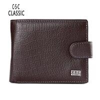 Men Wallet Genius Leather Portfolio 2016 Famous Brand Designers Male Clutch Passcard Bag Money Pocket Large