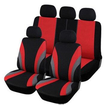 ユニバーサル車のヘッドレストカバー車腰椎バックサポートクッション本革+空間メモリ泡の車のシートカバー