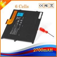 YHR 11 1v 2700mAh Laptop Battery For Dell Vostro V13 V130 V1300 V13Z Fit Part Number