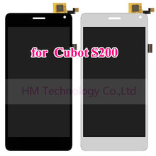 5.0″ LCD+TP for Cubot S200 LCD Display+Touch Screen Digitizer Panel Assembly Mobile Phone Replacement Parts Free Shipping+Tools