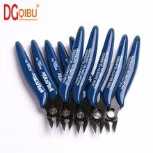 Диагональные клещи 1 шт., клещи из углеродистой стали, электрические кусачки для кабелей, плоскогубцы для резки, ручной инструмент