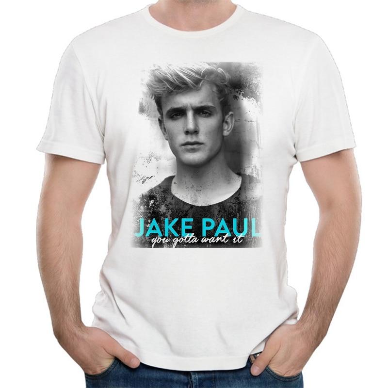 JAKE PAUL T-SHIRT TEAM 10 LOGO YOUTUBERS LOVER PERFECT TEAM TEE TOP