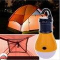Portátil ao ar livre 3 LEDs Luzes Da Barraca de Acampamento Luz Lâmpada de Pesca Lanterna Lâmpada Lamparas Barraca de Acampamento de Pesca