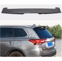 Hot ABS Plastic Rear Trunk Boot Lip Wing Rear Spoiler For Mitsubishi Outlander 2016 2017 2018 Car Styling