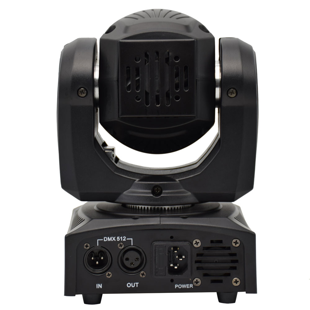 dmx512 para disco zoom dj projetor 2 pcs lote 05