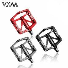 Vxm высокое качество Алюминий сплава горный велосипед Педали MTB дорожный Велоспорт запечатанном 3 Подшипники Педали для BMX ультра-легкий Запчасти для велосипеда