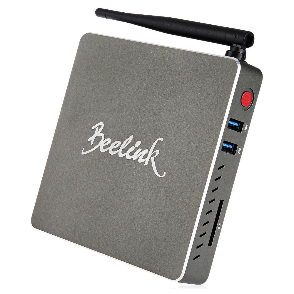 Beelink BT7 Mini PC Intel Atom X7-Z8700 Quad-core Windows 64bit  -  4GB+128GB  EU PLUG