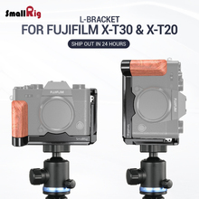 SmallRig XT 30 L Bracket for Fujifilm X-T20 & X-T30 Plate Feature with Arca Style Quick Release 2357