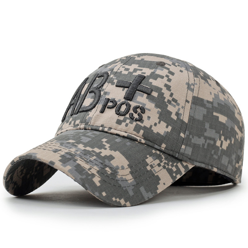KUYOMENS Patrol Cap ACU digital army Baseball Caps Tactical Casquette Camouflage Hats Outdoor Hunting Snapback hat jungle