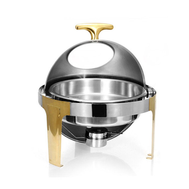 Online Buy Wholesale Round Chafing Dish From China Round