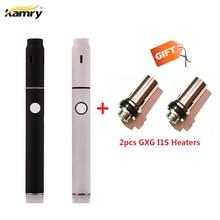 Kamry gxg i1s kit de aquecimento original, vaporizador, caneta vape, para tabaco, aquecimento, vs kecig 2.0 plus kecig 4.0