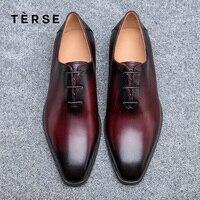 Лаконичный Новая туалетная обувь роскошные Для мужчин обувь из натуральной кожи Модная обувь на плоской подошве оксфорды Деловые Повседне