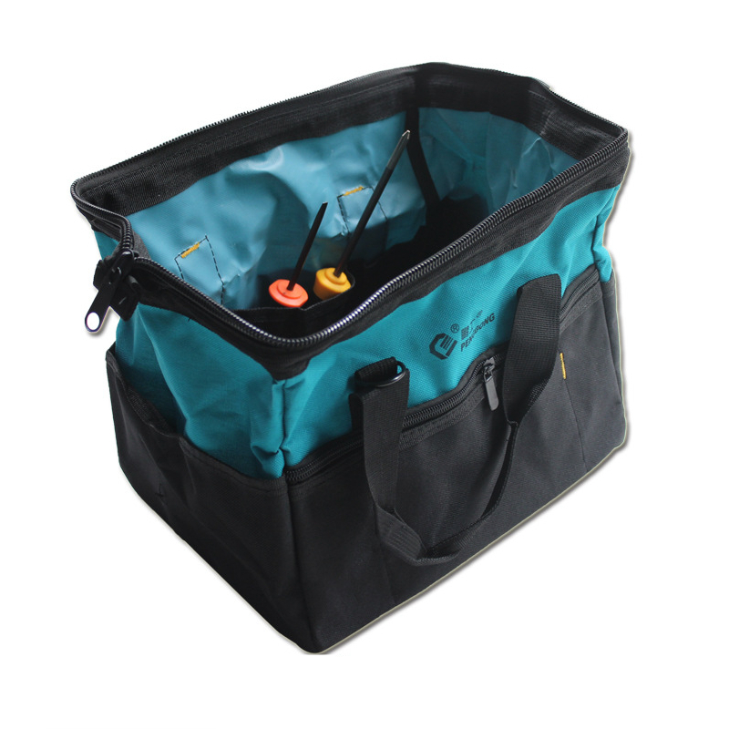 1pc Storage Tool Bag Electrician Tool Bag Waterproof Tool Bag Organizer Multifunction With Tool Belt цена