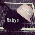 Frete Grátis a Forma Das Mulheres Chapéus Snapback Preto Rosa de Bebê MAIS SORTE Carta Bordado Boné de Beisebol Tampas de Hip Hop Para Os Homens mulheres