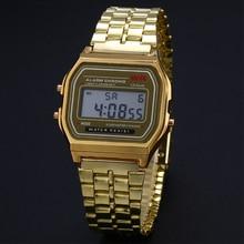 Watch Business Golden Gold Watch Coperation Vintage