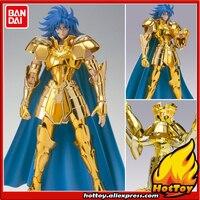 100% Original BANDAI Tamashii Nations Saint Cloth Myth EX Action Figure Gemini Saga from Saint Seiya