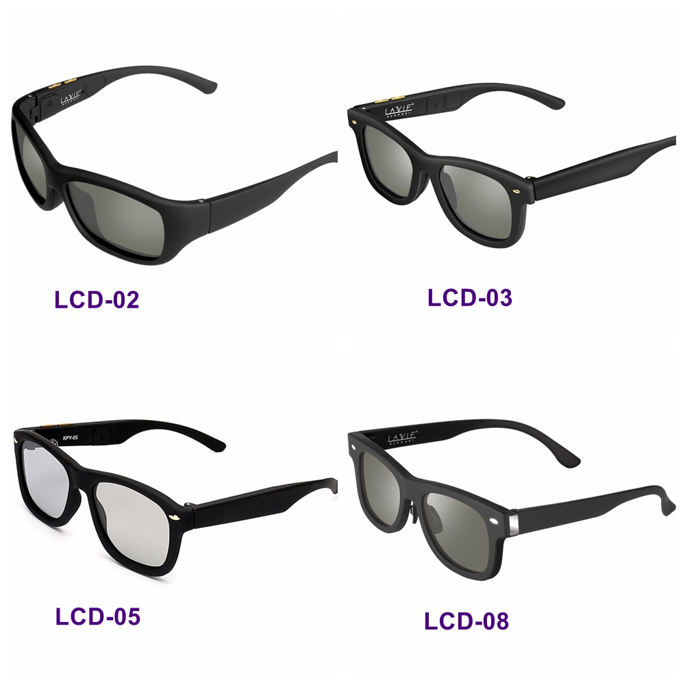 2019 Electronic Diming Sunglasses LCD Original Design Liquid Crystal Polarized Lenses Factory Direct Supply Patent Technology 2