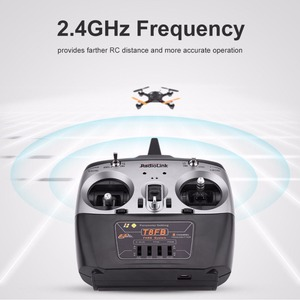 Image 4 - RadioLink T8FB 2.4GHz 8ch Transmitter R8ef receiver Remote Rontrol  TX&RX for RC Helicopter RC Drones aircraft quadcopter