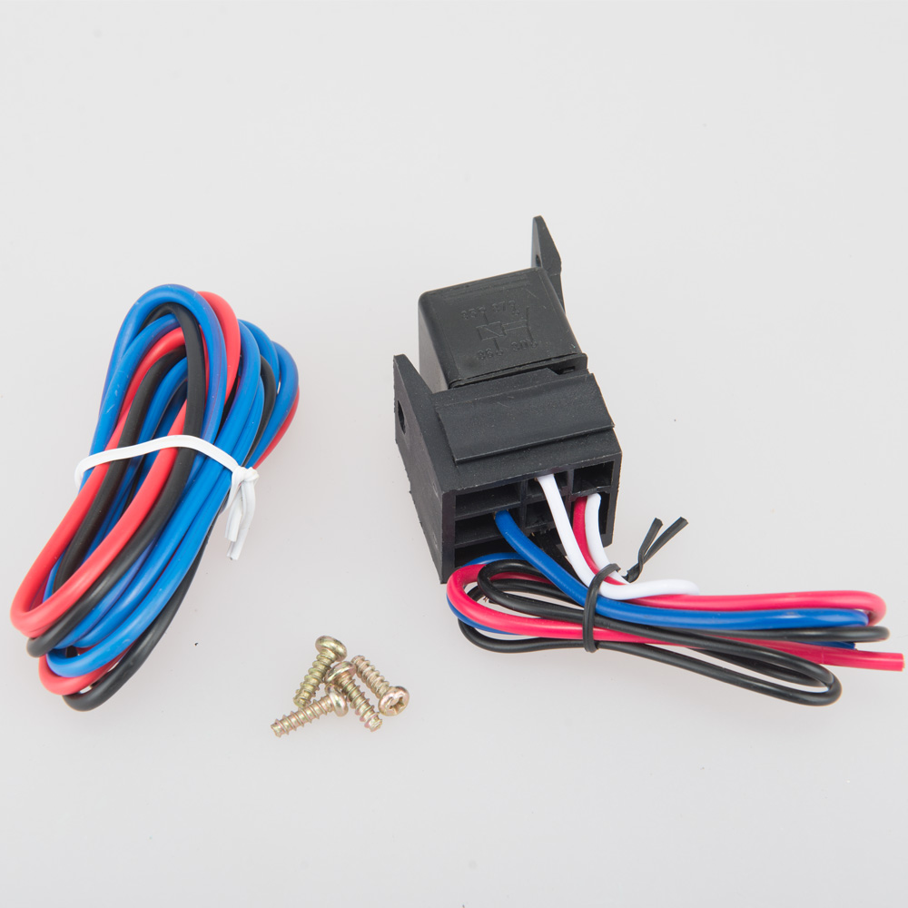 12v Carbon Fiber Racing Car Ignition Switch Panel Engine Start Push Race Electrical Wiring Button Toggle Kits Af