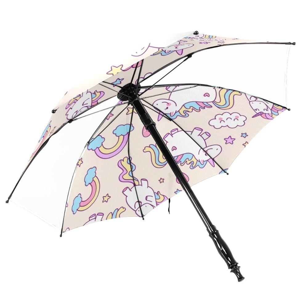 Susino tout en 1 été gicler parapluie en plein air jouet pistolet à eau parapluies pulvérisation natation plage enfant adultes jeu d'eau licorne