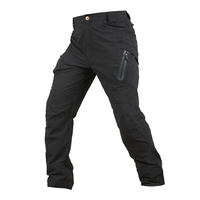 IX9 Tactical Cargo Pant Men New 2018 Summer Quick Dry Trousers Military Multi Pockets SWAT Combat