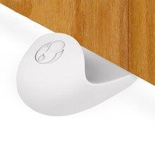 2pcs/lot High Quality Safety Door Stop Edge Corner Guards Kids Door Stopper Holder Safety Finger Protector Door Clip