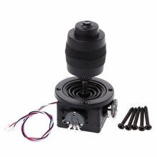 4 Axis Plastic Joystick Potentiometer For JH D400X R4 10K 4D with Button Wire Dropship