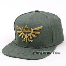 La leyenda de Zelda Snapback gorras de béisbol sombreros de moda de verano  Casual ajustable sombrero de sol Hip Hop Cap b29f3d9aefc