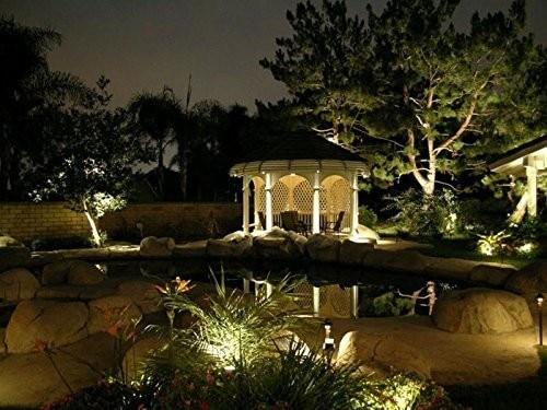 landscape spot lighting